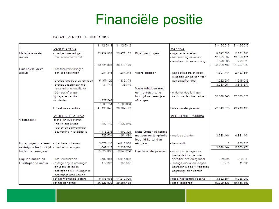 Financiële positie