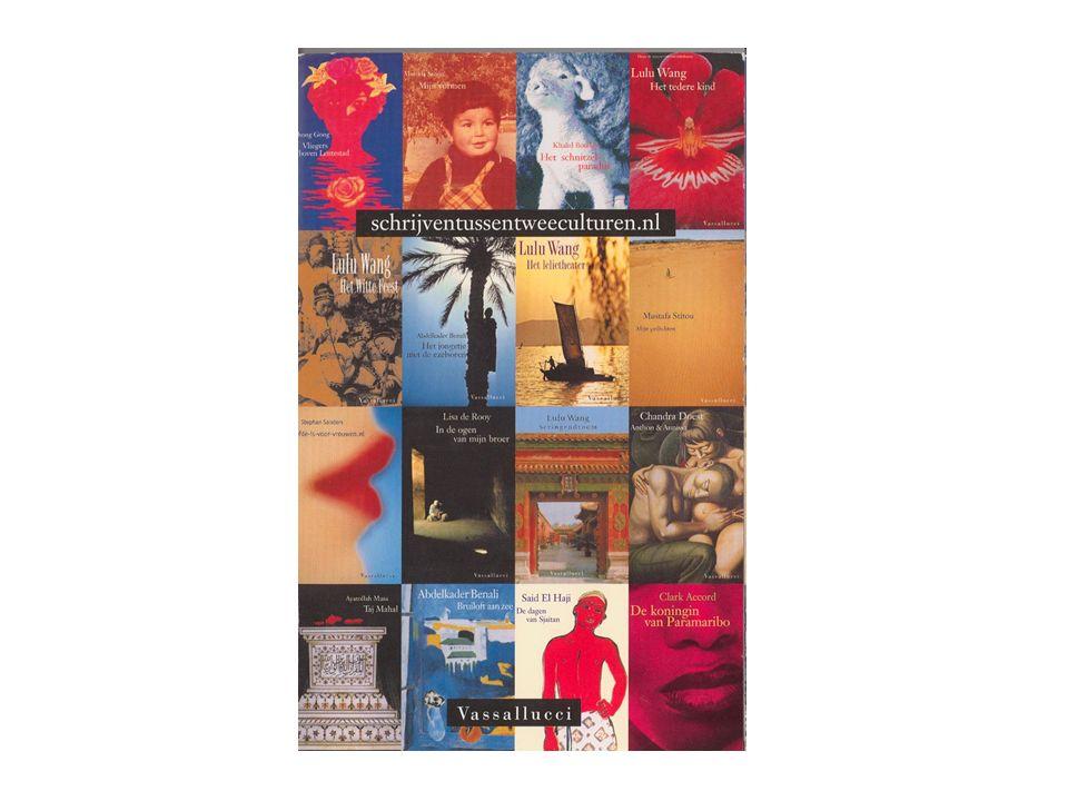 Als ik de meeste critici mag geloven, dan ben ik een Marokkaanse schrijver.