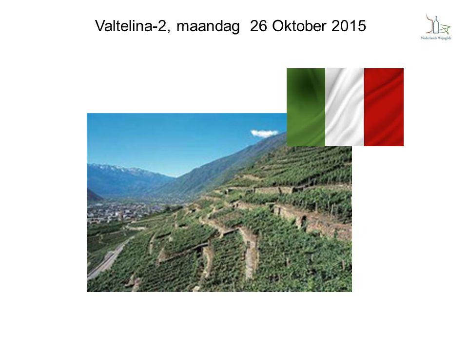 Valtelina-2, maandag 26 Oktober 2015