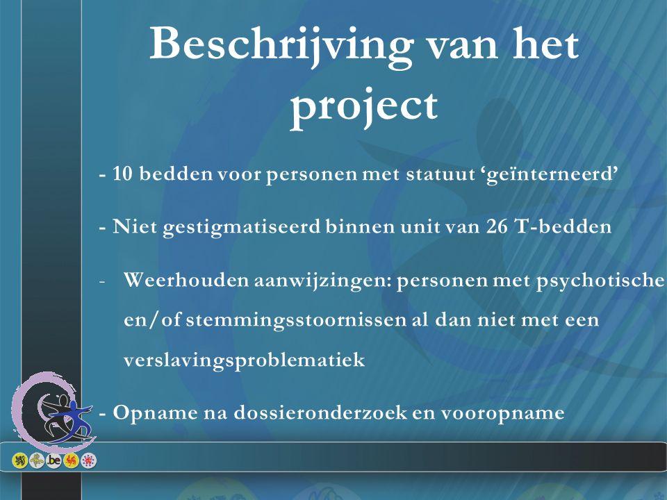Beschrijving van het project