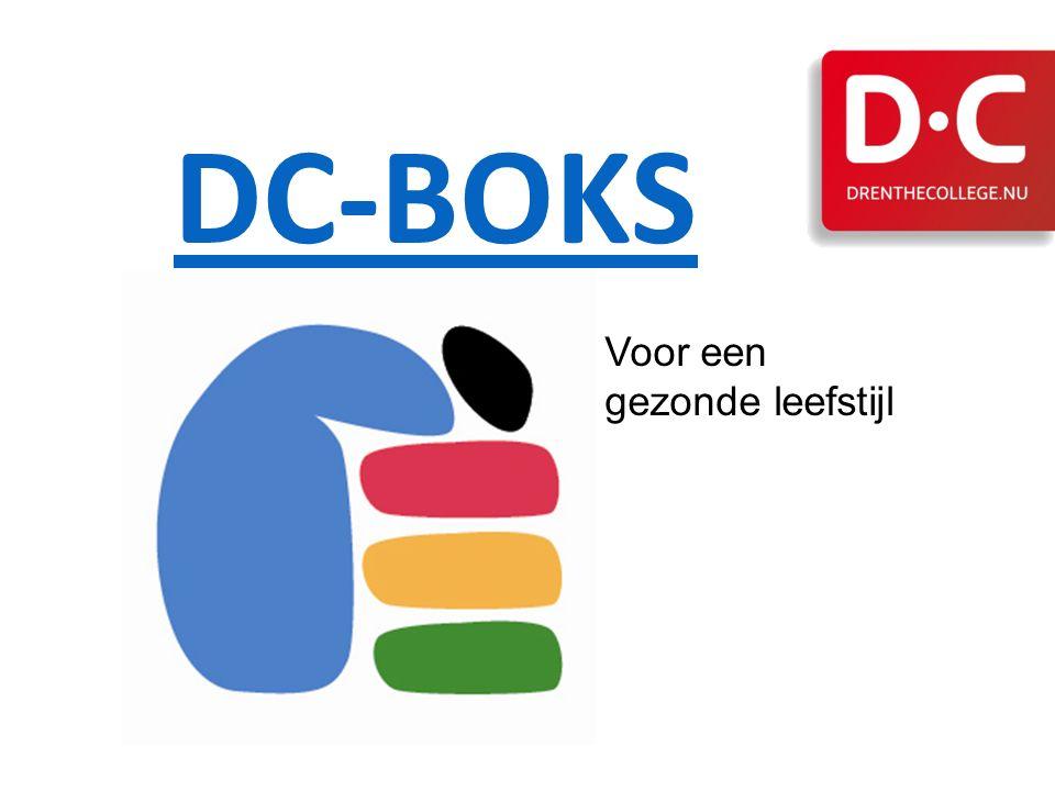 DC-BOKS Voor een gezonde leefstijl