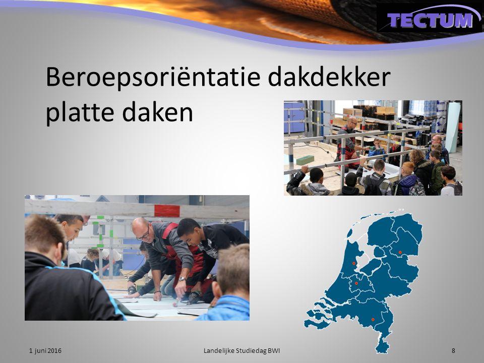 Bedankt voor uw aandacht Voor meer informatie kunt u contact opnemen met TECTUM: Marco van der Laan Tel.