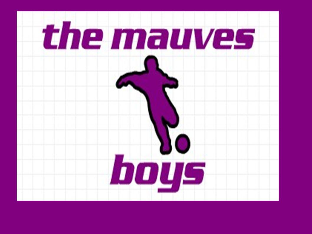 The Mauves Boys ● Supporters van Anderlecht ● Bijnaam The Mauves