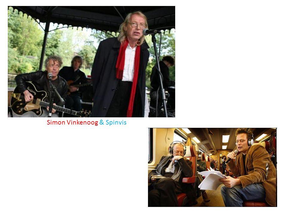 Simon Vinkenoog & Spinvis