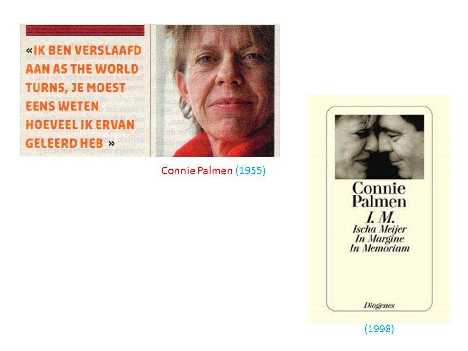 Connie Palmen (1955) (1998)