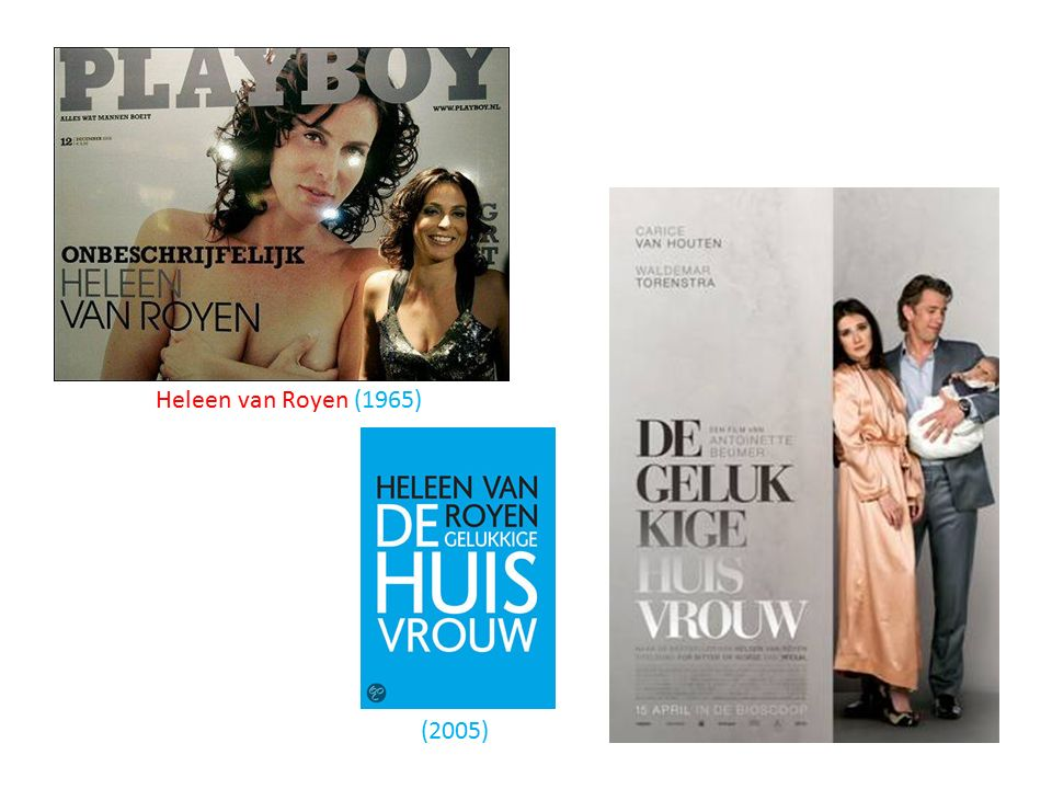 Heleen van Royen (1965) (2005)
