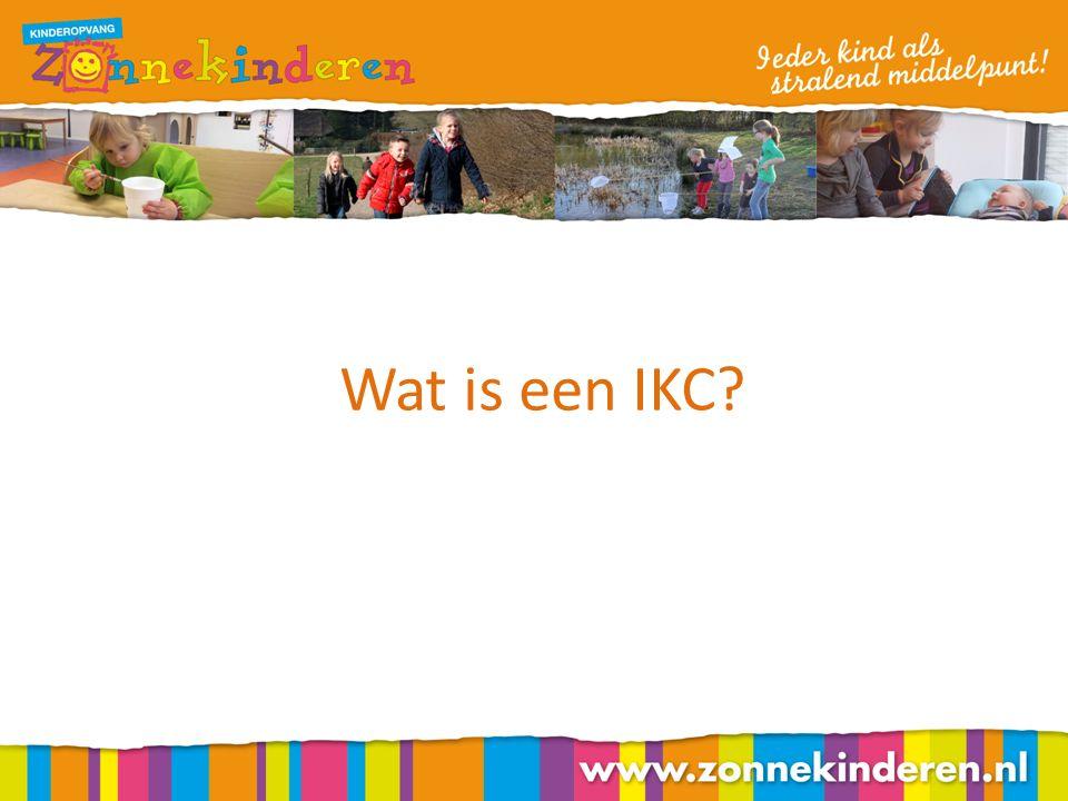 Wat is een IKC