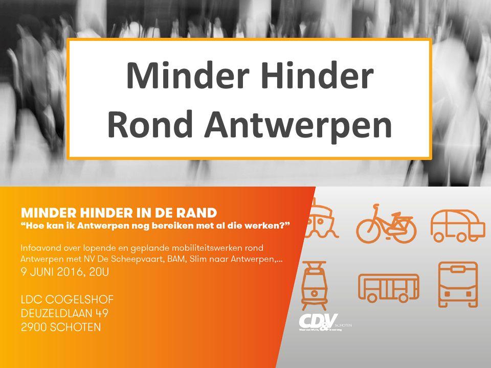 1 Minder Hinder Rond Antwerpen