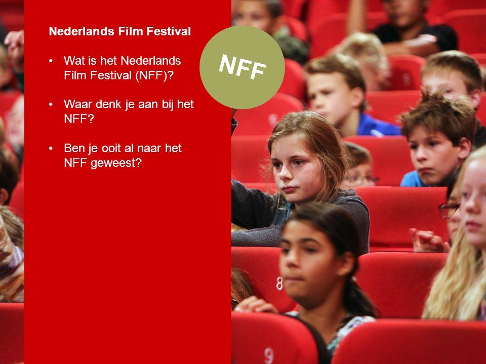 Thema: vriendschap Alle films die jullie gaan zien gaan over bijzondere vriendschappen.