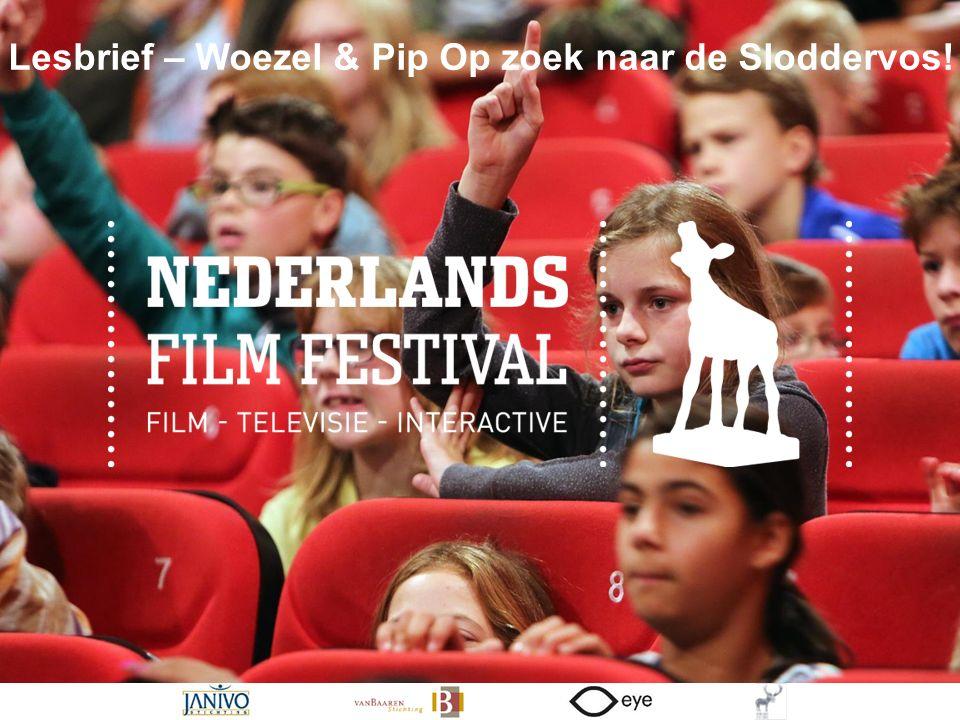 Lesbrief – Woezel & Pip Op zoek naar de Sloddervos!