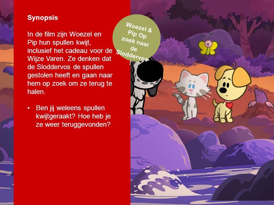 Woezel & Pip Op zoek naar de Sloddervos .
