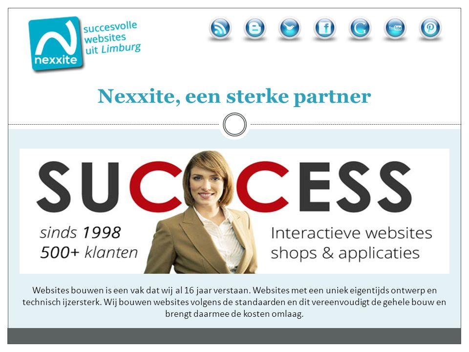 Websites bouwen is een vak dat wij al 16 jaar verstaan. Websites met een uniek eigentijds ontwerp en technisch ijzersterk. Wij bouwen websites volgens