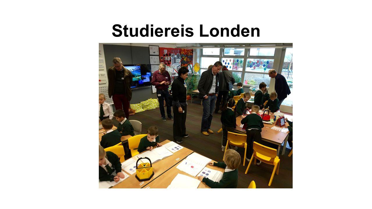 Studiereis Londen
