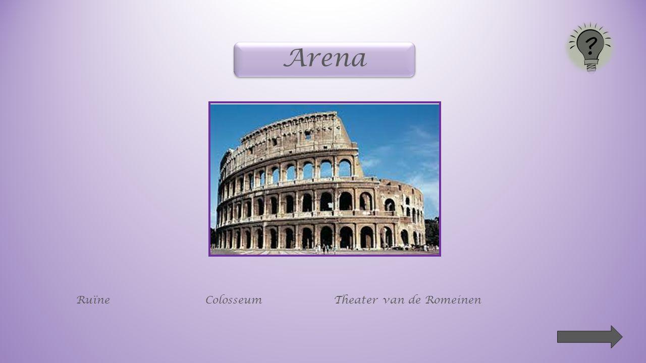De leider van Rome.