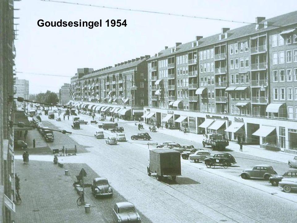 Gedempte Binnenrotte voor 1940