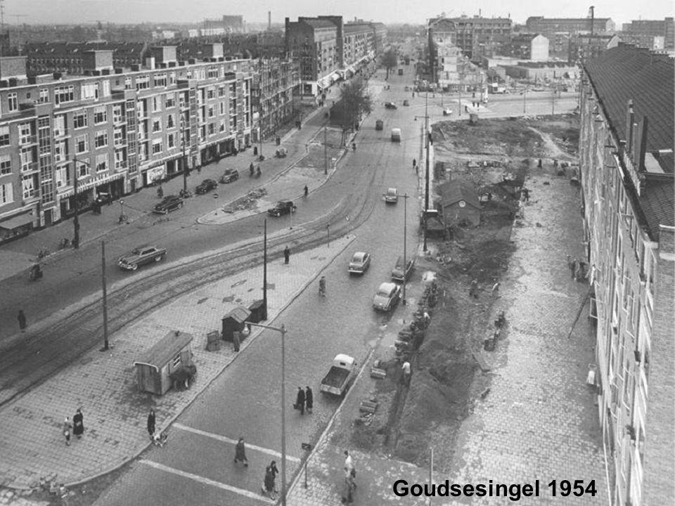 Goudsesingel 1954
