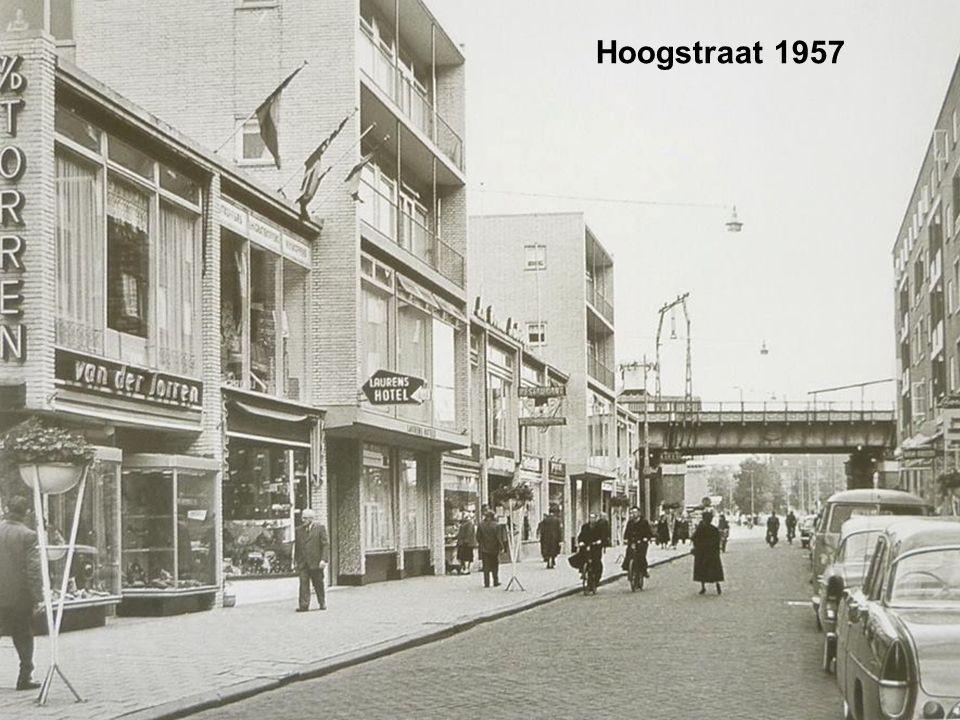 Het Oostplein met molen -De Noord- 16 september 1937