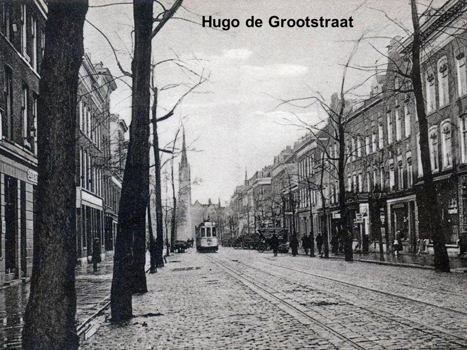 Hoogstraat 1957