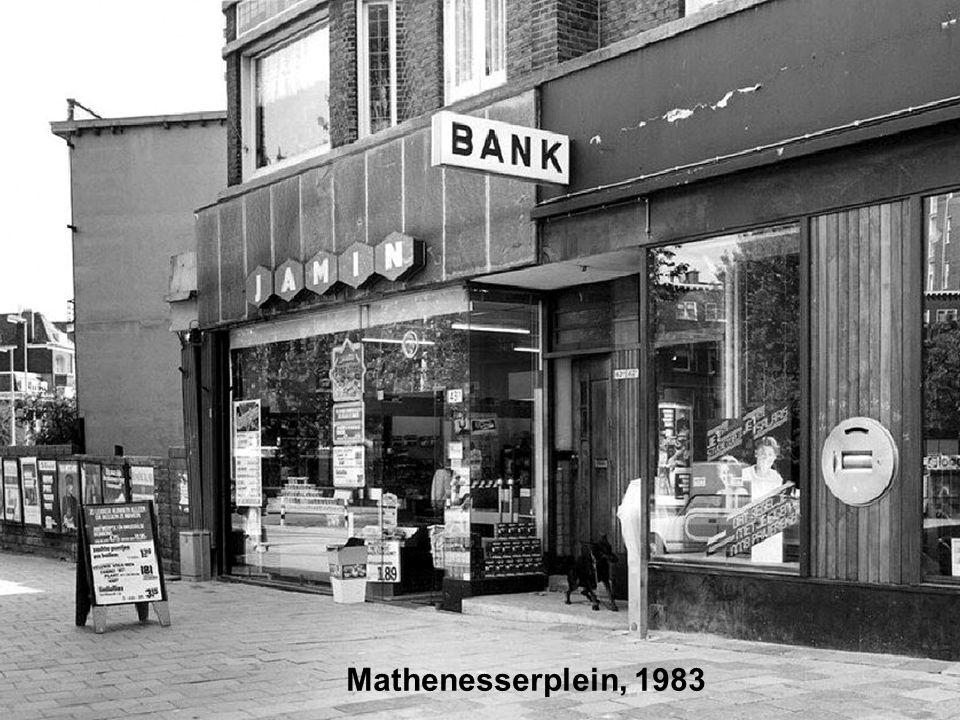 Mathenesserlaan, 1949