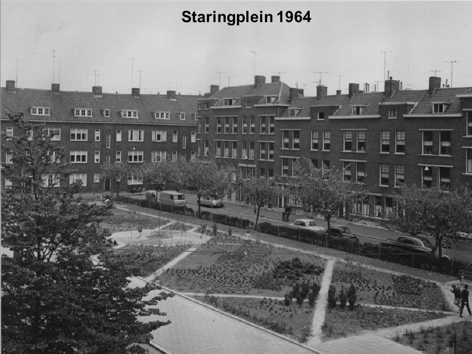 Spinhuisstraat 1948 (na 1953 Beursplein)