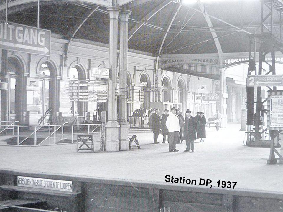 Station DP, 1937