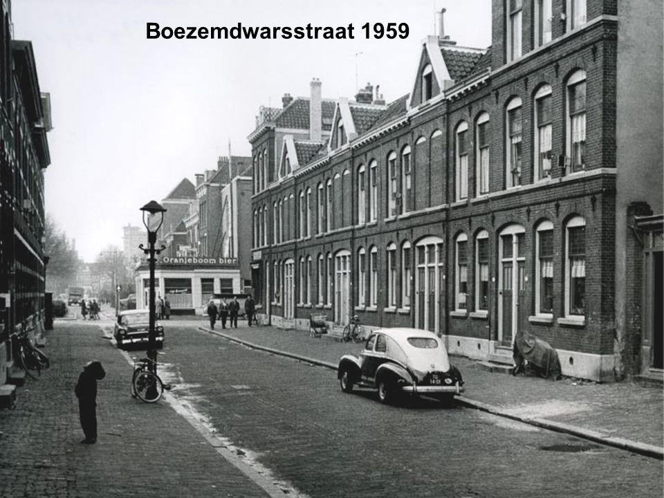 Blokmakersstraat 1957