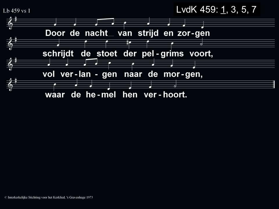 LvdK 459: 1, 3, 5, 7