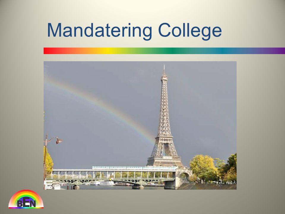 Mandatering College