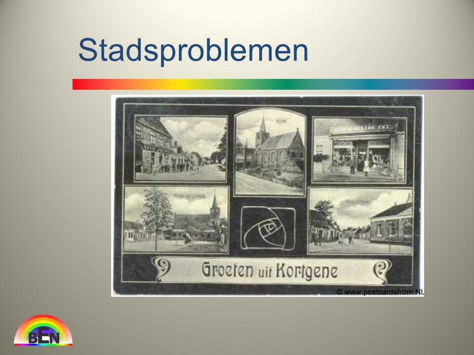 Stadsproblemen