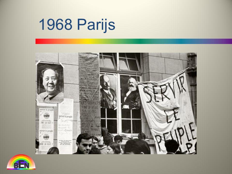 1968 Parijs
