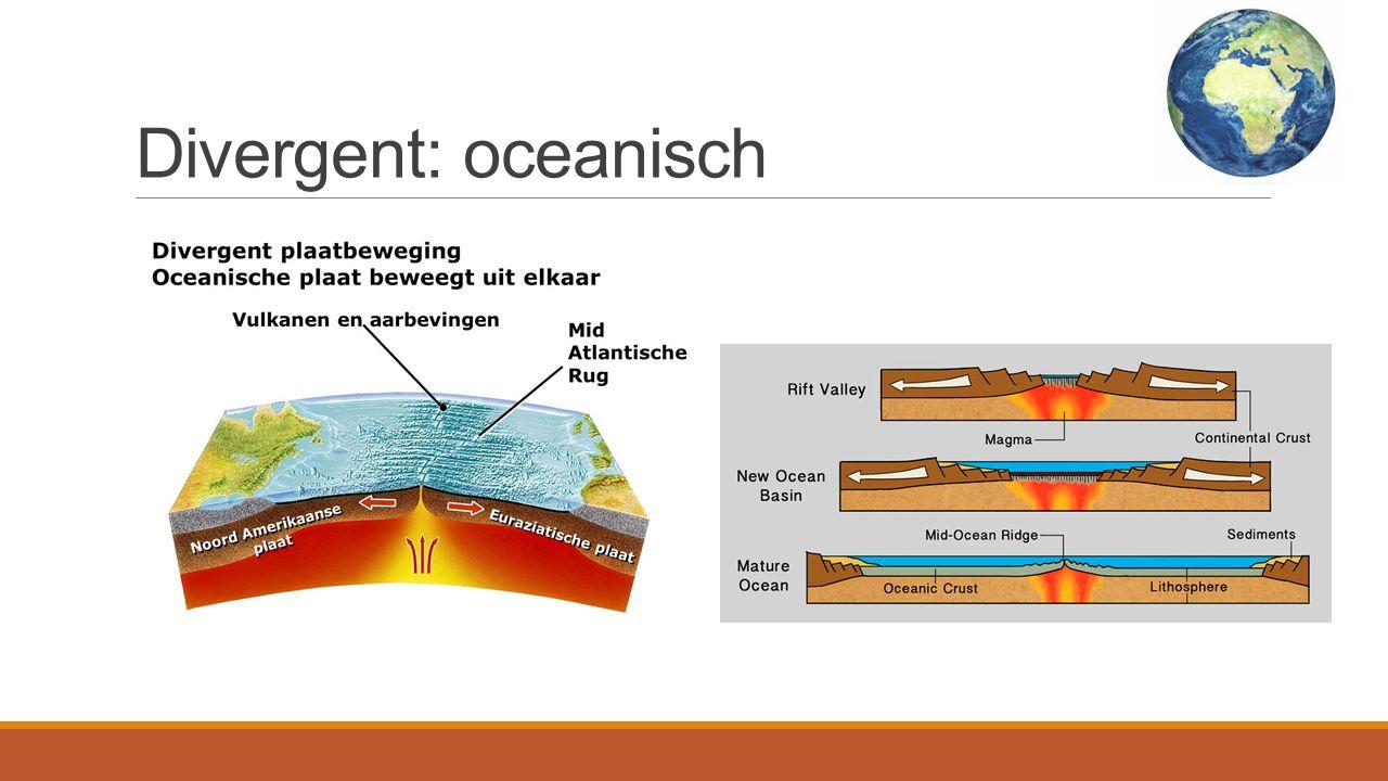 Divergent: oceanisch
