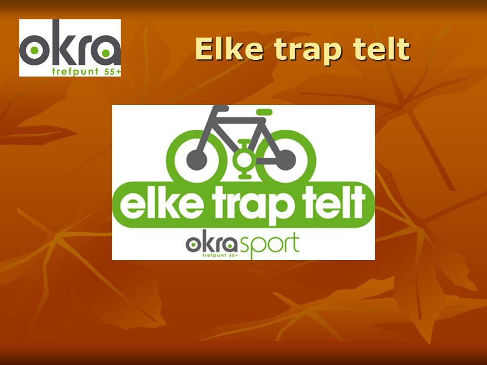 Beste OKRA-vrienden, gisteren kocht ik een nieuw spelletje (olé, ola) Je weet wel zo n ding met twee wielen, een zadel en een belletje (olé, ola)