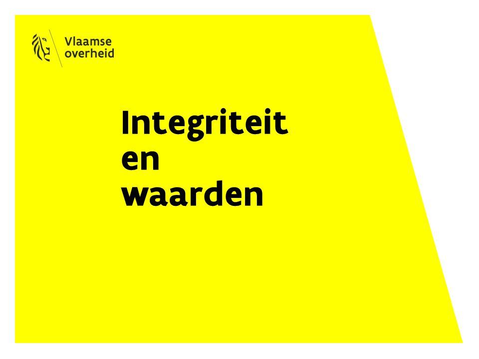 Integriteit en waarden