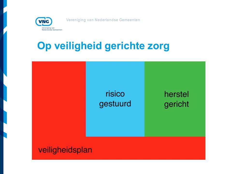 Vereniging van Nederlandse Gemeenten Op veiligheid gerichte zorg