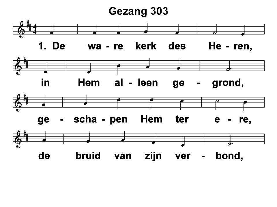 Gezang 303