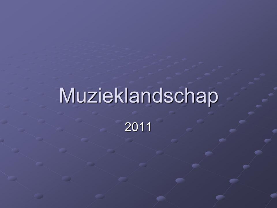 Muzieklandschap 2011