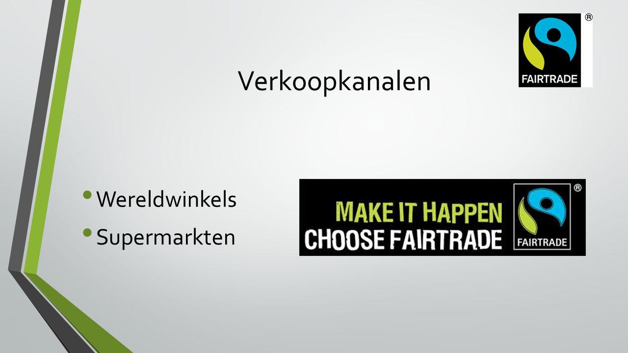 Verkoopkanalen Wereldwinkels Supermarkten