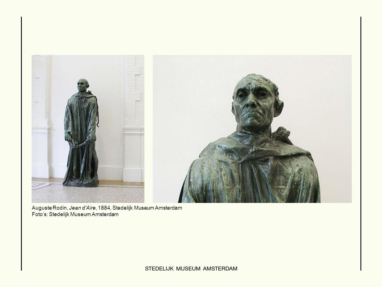 Auguste Rodin, Jean d'Aire, 1884, Stedelijk Museum Amsterdam Foto's: Stedelijk Museum Amsterdam