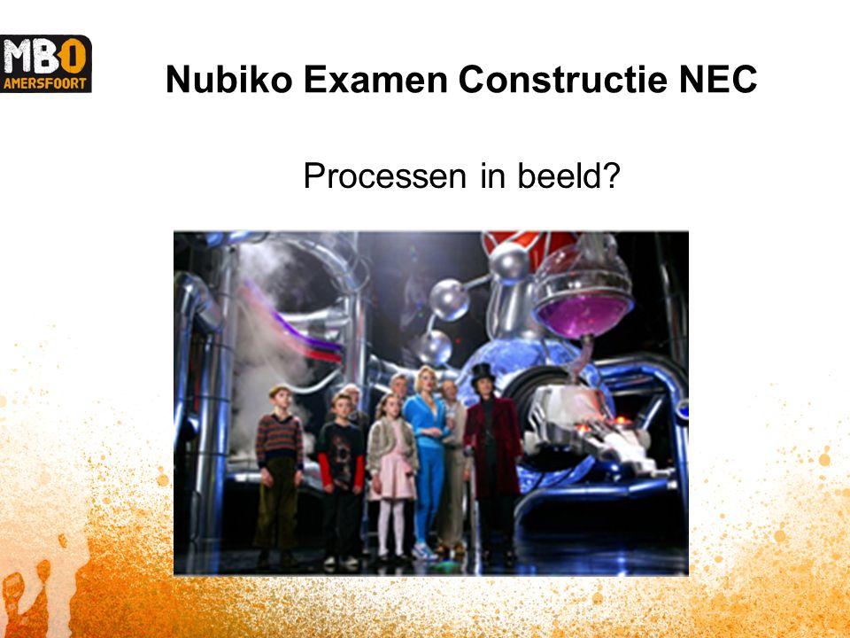 Nubiko Examen Constructie NEC Processen in beeld