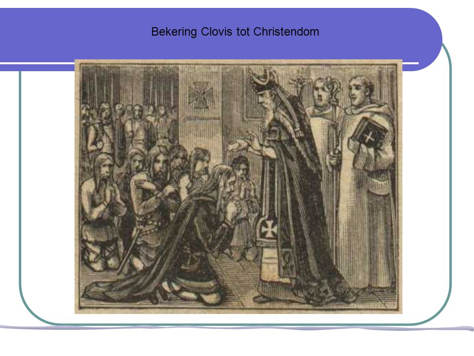 Bekering Clovis tot Christendom