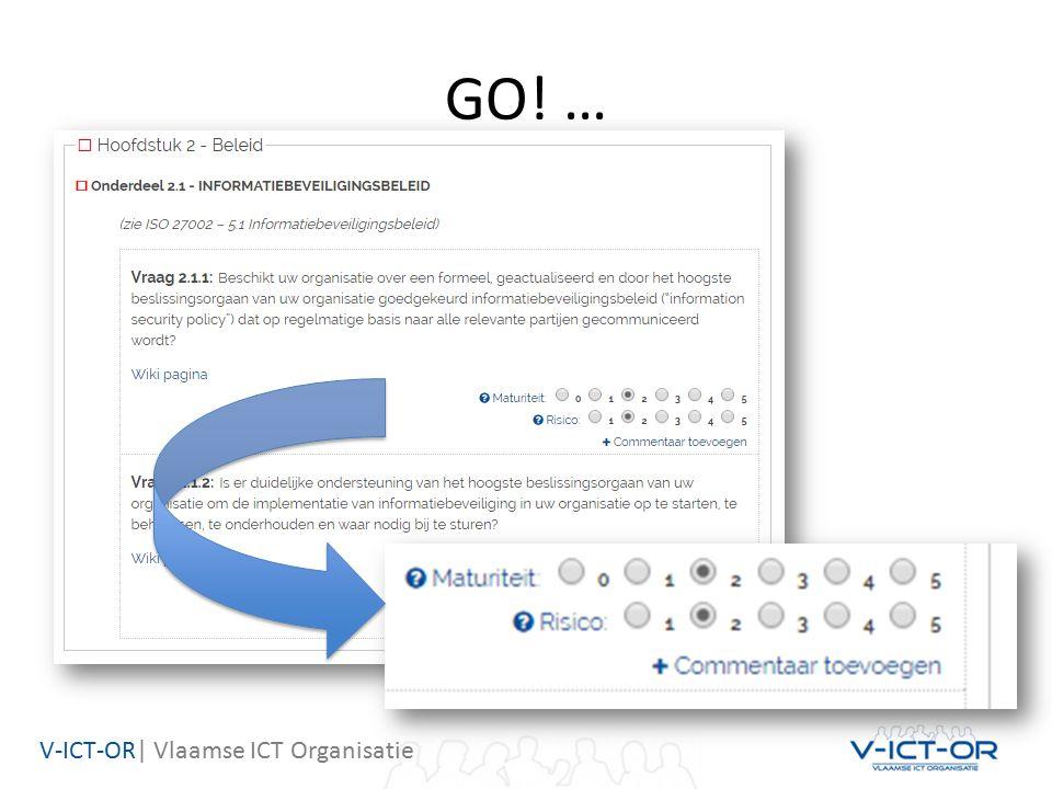 V-ICT-OR| Vlaamse ICT Organisatie GO! …