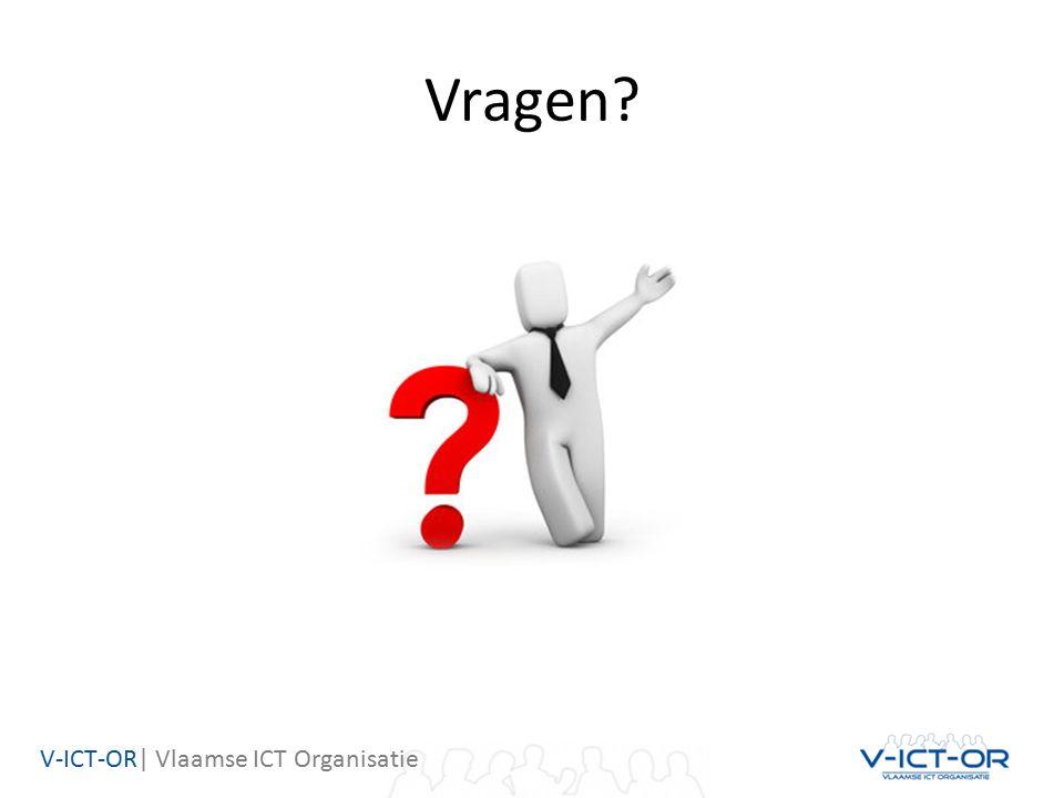 V-ICT-OR| Vlaamse ICT Organisatie Vragen?