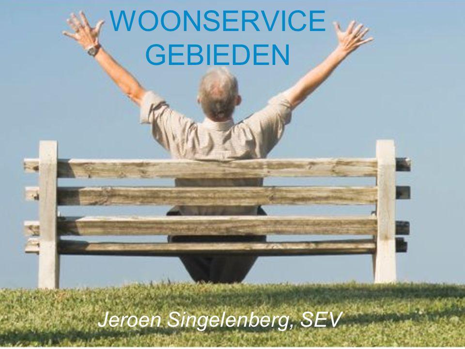 WOONSERVICE GEBIEDEN Jeroen Singelenberg, SEV