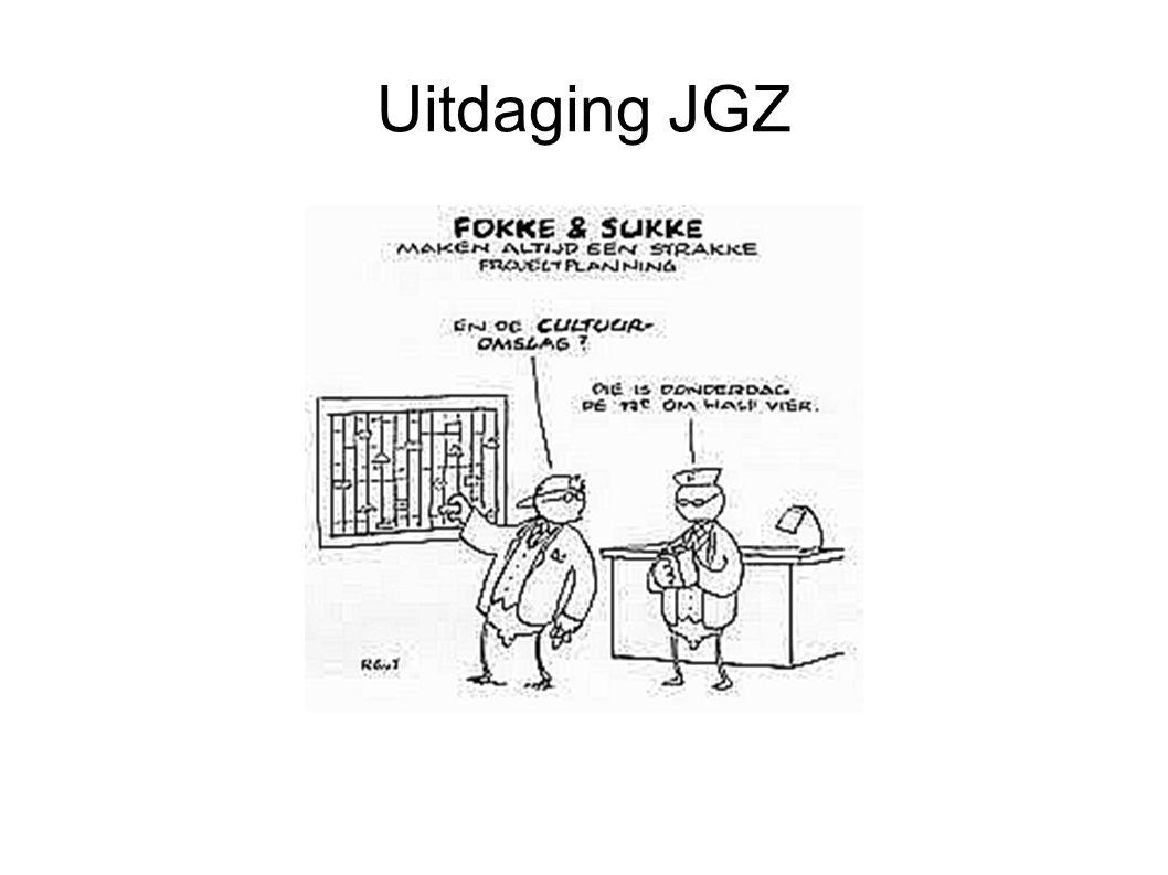 Uitdaging JGZ
