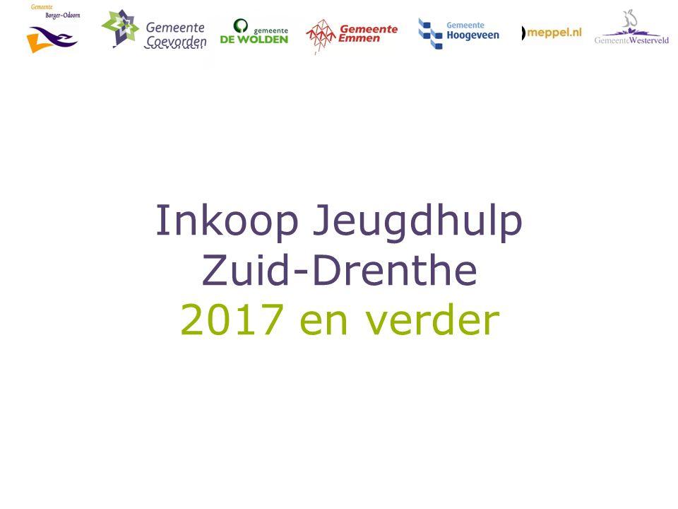 Inkoop Jeugdhulp Zuid-Drenthe 2017 en verder