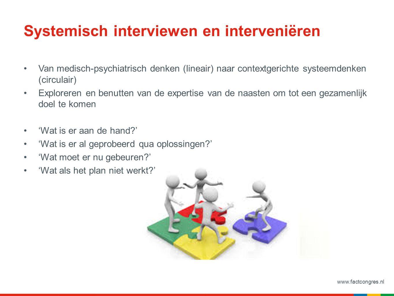 www.factcongres.nl Welke rol neem je als hulpverlener in.
