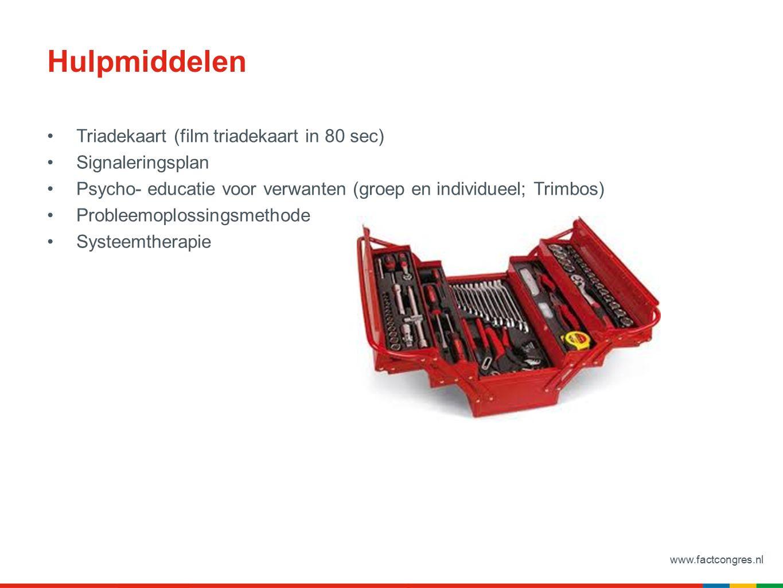 www.factcongres.nl Minder patiënten met een ernstig psychiatrische aandoening in de FACT teams; een utopie.
