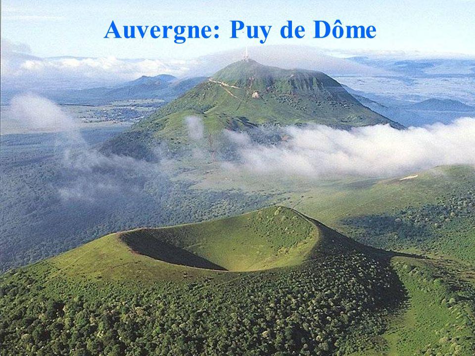 Auvergne: Puy de Dôme