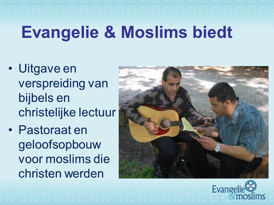 Zestalige startbijbel Antwoorden op 100 vragen van moslims Evangelie & Moslims biedt Uitgave en verspreiding van bijbels en christelijke lectuur Pasto