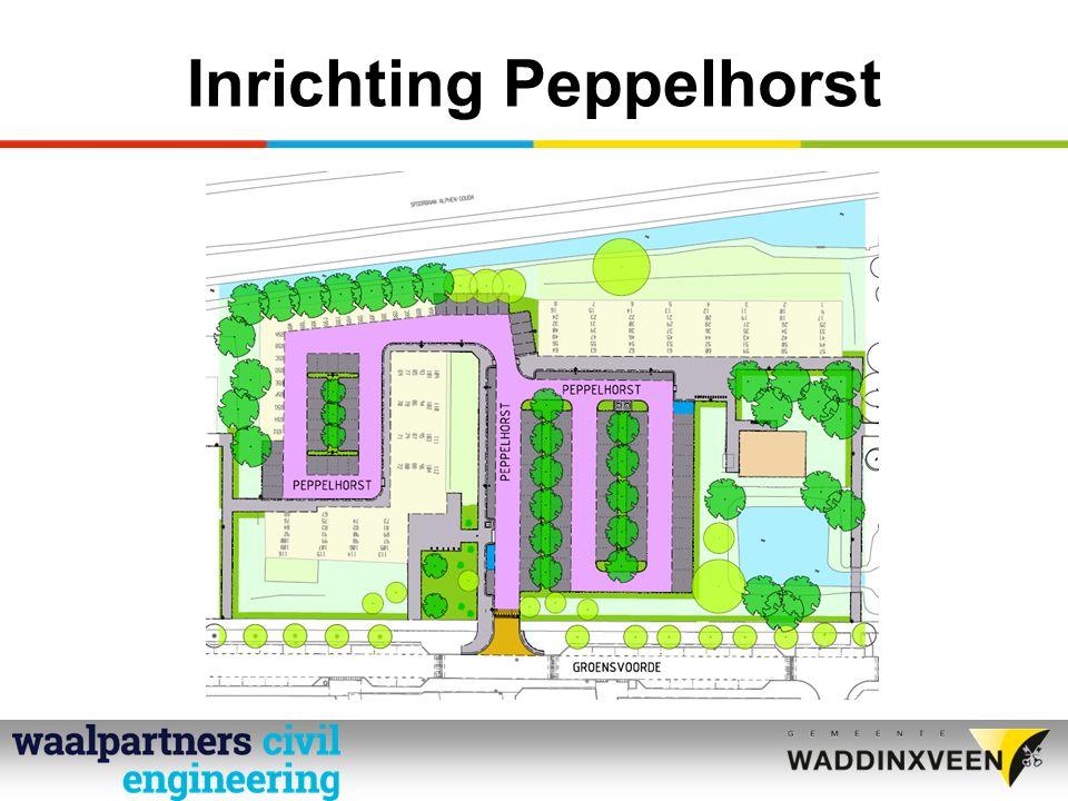 Inrichting Peppelhorst
